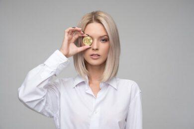 Kleine beleggers lijken te profiteren van lagere prijs Bitcoin